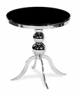 AICO Discoveries Round Glass Accent Table AI-ACF-ACT-PICO-34