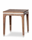 AICO End Table Biscayne West in Haze Color AI-80202-200