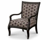 AICO Accent Chair Beverly Blvd AI-06834-BKMLT-88