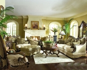 AICO Living Room Set Chateau Beauvais AI-758