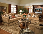 AICO Living Room Set Villa Valencia AI-728