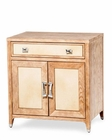 AICO Night Stand Door Biscayne West in Sand Color AI-80040-102