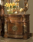 AICO Night Stand Villa Valencia in Chestnut AI-72040-55