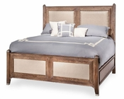 AICO Panel Bed Biscayne West in Haze Color AI-80010-200BED