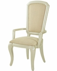 AICO After Eight Arm Chair in Pearl AI-19004-08