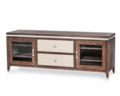 AICO TV Console Biscayne West in Haze Color AI-80098-200