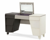 AICO Upholstered Vanity Beverly Blvd AI-06058-11
