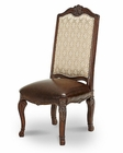 AICO Victoria Palace Fabric Back Side Chair AI-61033-29