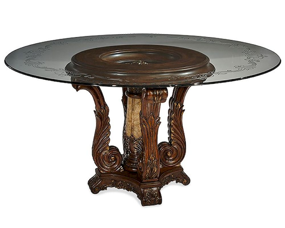 AICO Victoria Palace Round Glass Top Dining Table AI 61001 29 : aico victoria palace round glass top dining table ai 61001 29 29 from www.homefurnituremart.com size 1000 x 800 jpeg 97kB
