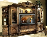 AICO Wall Entertainment Center Tuscano AI-3409-1
