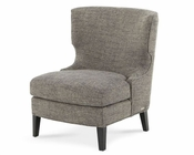 AICO Wing Chair Beverly Blvd AI-06836-TWEED-88