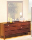 Alpine 6 Drawer Dresser Costa ALCC-23