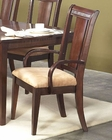 Alpine Arm Chair Saratoga AL341-46 (Set of 2)