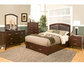 Alpine Bedroom Set with Storage Atherton AL818SET