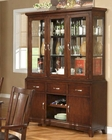 Alpine Buffet and Hutch Bradbury AL637