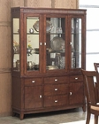 Alpine Buffet and Hutch Saratoga AL341
