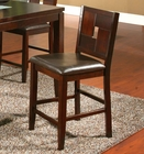 Alpine Counter Height Pub Chair Lakeport AL552-02 (Set of 2)