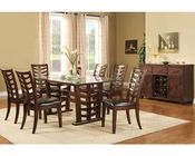 Alpine Dining Set Wisteria AL667