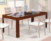 Alpine Dining Table with Butterfly Leaf Turlock AL550-64