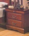 Alpine Night Stand Louis Philippe 1 AL3702