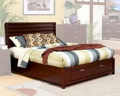 Alpine Platform Bed with Storage Camarillo ALTABED