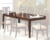 Alpine Rectangular Dining Table Saratoga AL341-64