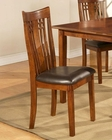 Alpine Side Chair Silverton AL661-C (Set of 2)