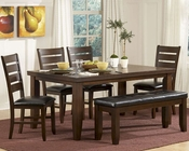 Ameillia Dining Room Set EL-586-s