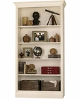 Antique Vanilla Central Bookcase Oxford by Howard Miller HM-920-006