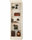 Antique Vanilla Return Bookcase Oxford by Howard Miller HM-920-008-10