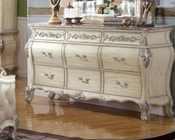 Antique White Dresser MCFB8301-D