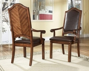 Arm Chair Barrington by Somerton Dwelling SO-420-43 (Set of 2)