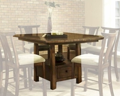 Asian Style Counter Height Table Dakota Somerton SO-425-69