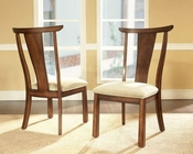 Asian Style Side Chair Dakota Somerton SO-425-36 (Set of 2)