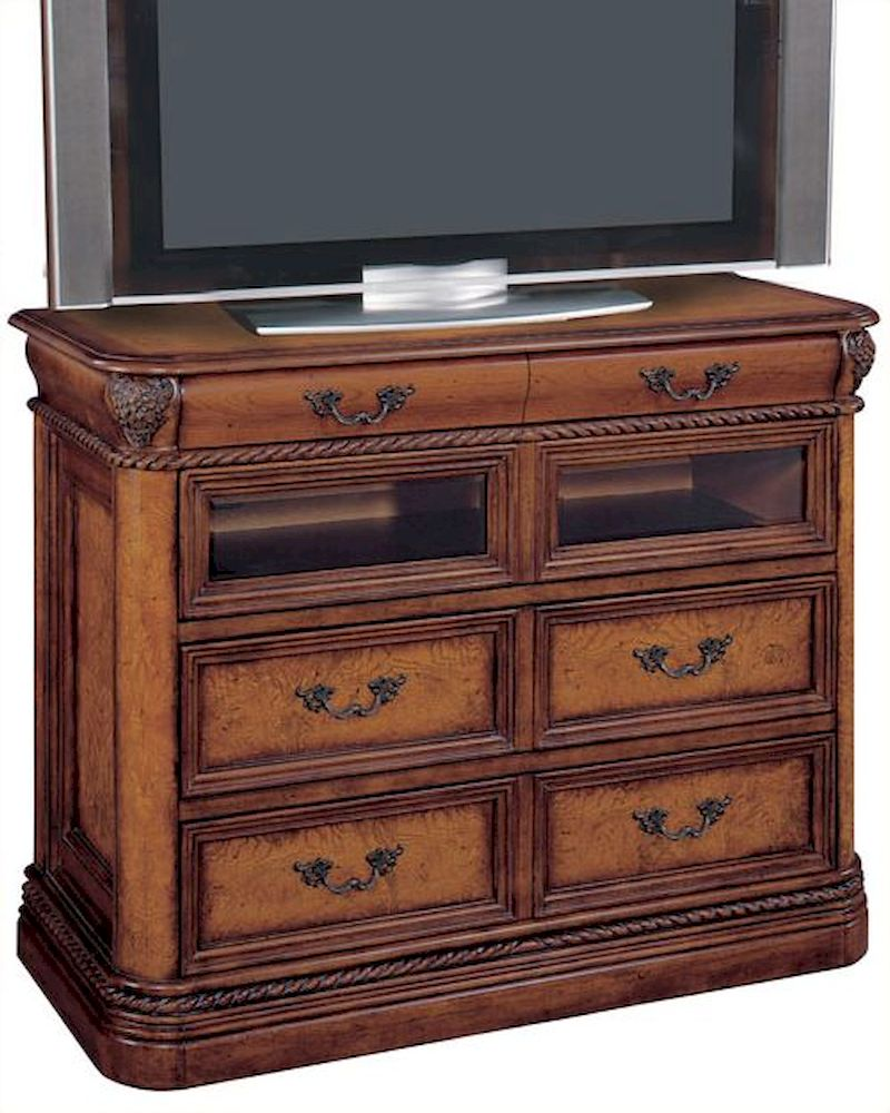 Aspen Bedroom Furniture Entertainment Chest Napa As74 485 1