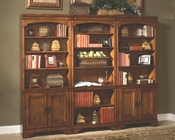 Aspen Bookcase Wall AS49-332-333