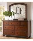 Aspen Cambridge Double Dresser with Mirror ASICB-454-462