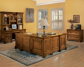 Aspen Centennial Executive Home Office Set  AS49-4