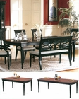 Aspen Chesapeake Leg Dining Table AS88-6050