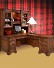 Aspen Computer Desk, Return Desk & Hutch  AS40-307-308-317