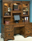 Aspen Credenza Desk and Hutch AS49-316-317