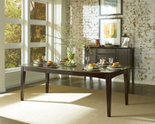 Aspen Dining Table in Espresso ASIKJ-6050