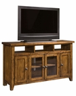 "Aspen Furniture 63"" TV Console Cross Country ASIMR-1663"