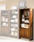 Aspen Furniture Door Bookcase Cross Country ASIMR-332