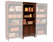 Aspen Furniture E2 Class Villager Door Bookcase ASI20-332-CHY