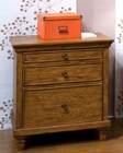 Aspen Furniture Single File Cabinet E2 Class Harvest ASI15-379
