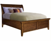 Aspen Furniture Sleigh Bed Cross Country ASIMR-400BED