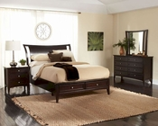Aspen Kensington Bedroom w/Storage ASIKJ-Set2