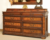 Aspen Master Dresser with Jewelry Case Napa AS74-454-454J