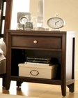 Aspen One Drawer Nightstand Genesis AS-I10-451
